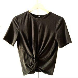 Lululemon Short-Sleeve Tee Shirt